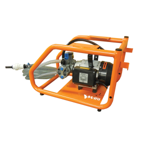 Pompe acide sur chassis en kit