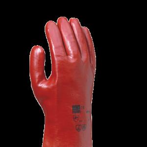 PVC gloves L36 Size 10