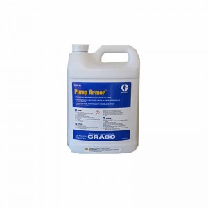 Cleaner for airless pump
