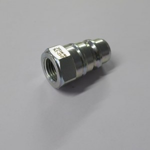 Male HP steel rapid coupling