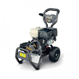 High pressure cleaner with...